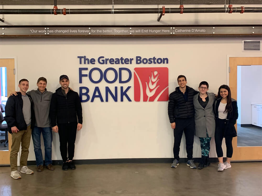 Greater Boston Food Bank photo